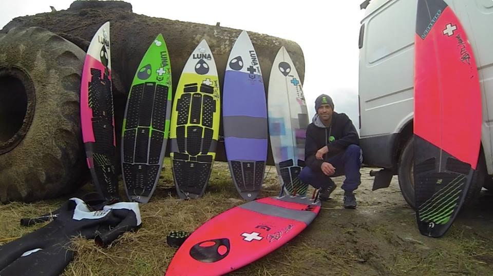 Ian-Battrick-Varial-Foam-Surf-RX-Doc-Lausch-surfboard-quiver-Scotland-