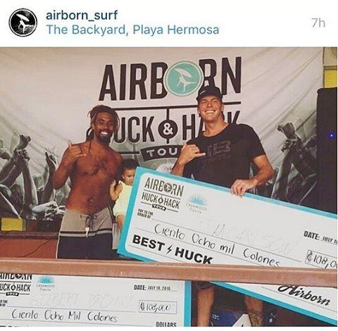 Congratulations to underground surf legend Ryan Carlson ryancarlsonsurf popping uphellip