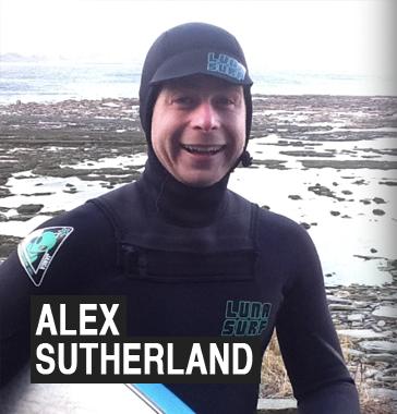 Alex Sutherland