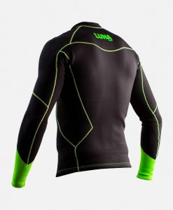 2mm wetsuit vest top back