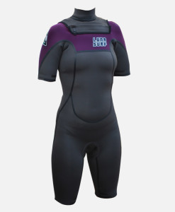 womens 2mm shorty wetsuit