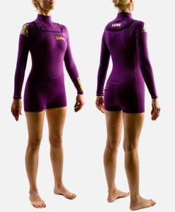 2mm womens wetsuit spring