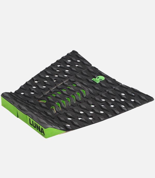 3pc alien tail pad black