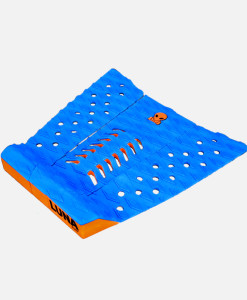3pc blue tail pad