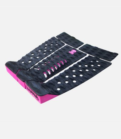 5pc tail pad black pink