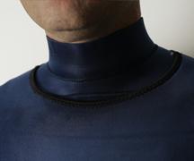 wetsuit neck strength