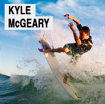kyle mcgeary surfer