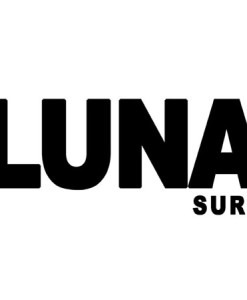 lunasurf sticker