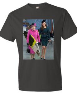 Queen Short sleeve t-shirt