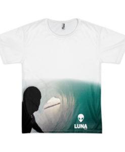 Ian Battrick Barrel Short sleeve men's t-shirt (unisex)