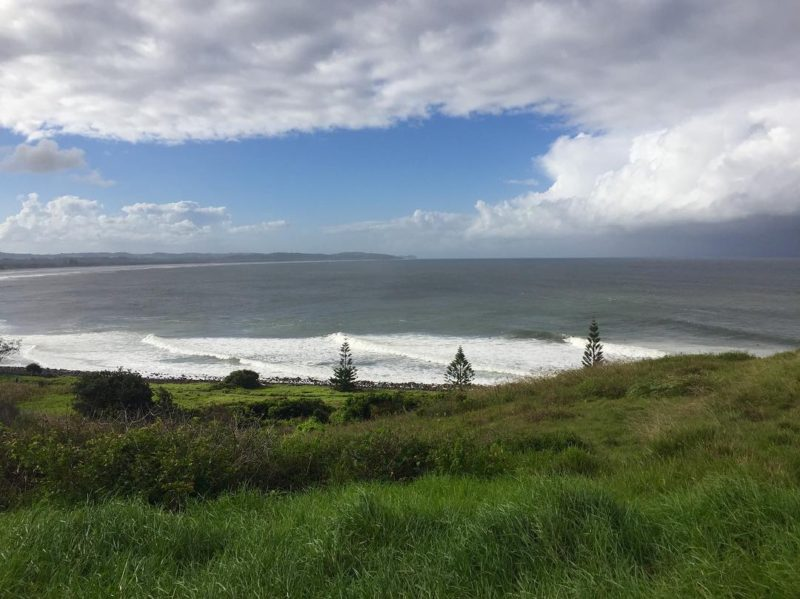 Lennox Head seems like a special place There is muchhellip