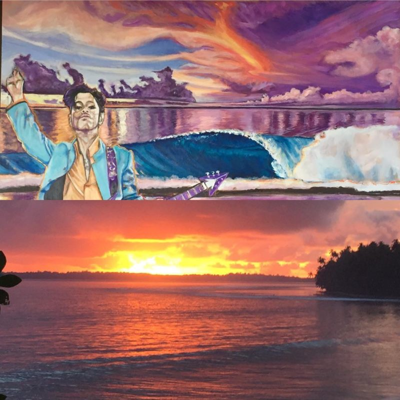 Every sunset here at telosurfvilla reminds me how much Ihellip