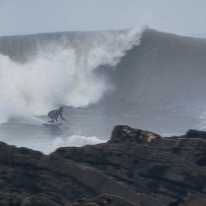 Winter swells are on their way!