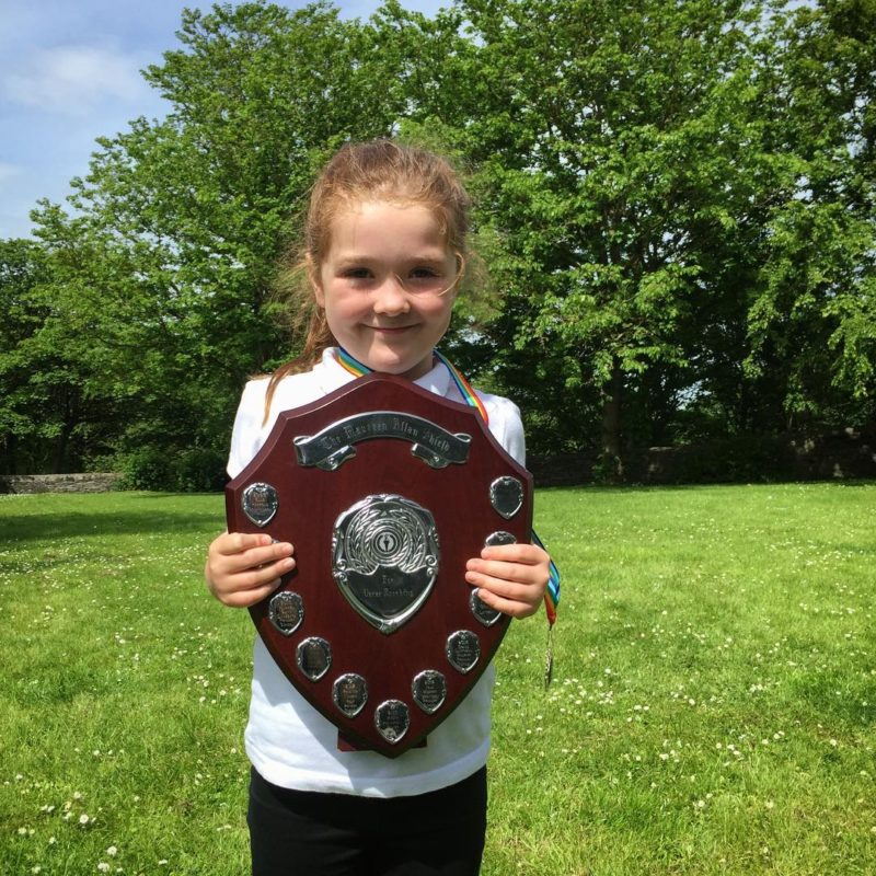 Super proud of my wee princess today at the Caithnesshellip