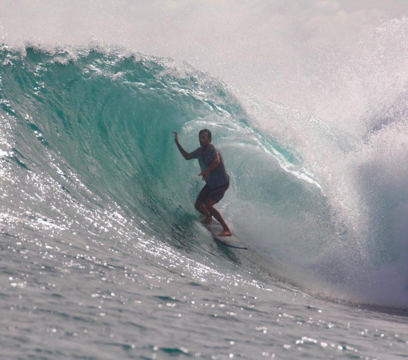 Always on my mind telosurfvilla surfing love barrels