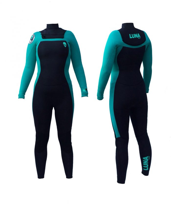 womens 3.2mm wetsuit