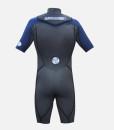 2mm-shorty-wetsuit-blue-grey back