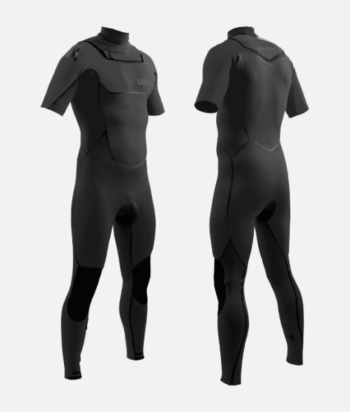 2mm short sleeve wetsuit