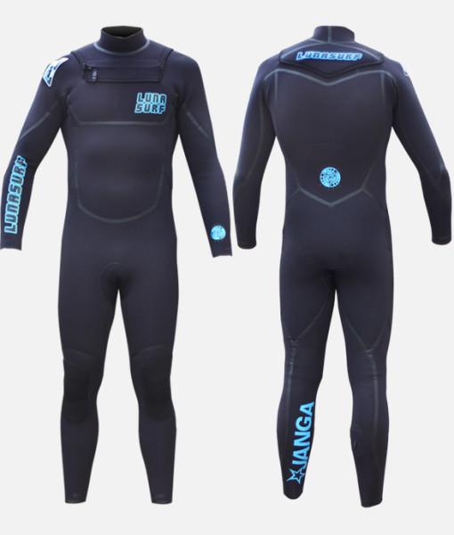 3.2mm wetsuit black
