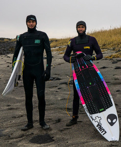 6.4mm hooded winter wetsuits