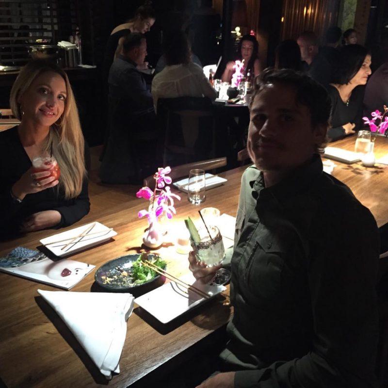 Sake with the missus tarrahtulloch