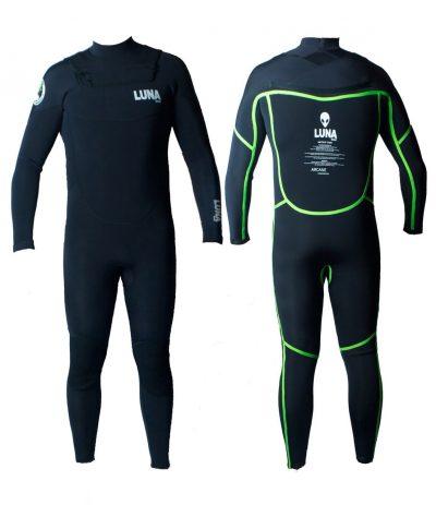4.3mm wetsuit
